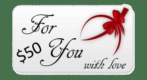 Gift Voucher – $50