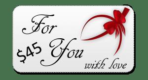Gift Voucher – $45