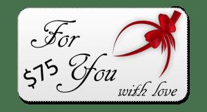 Gift Voucher – $75